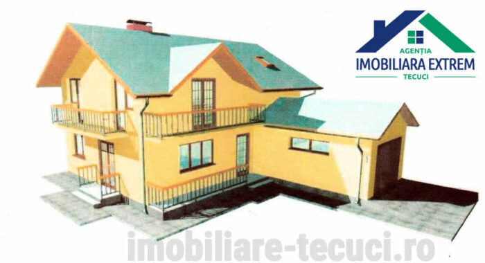 Casa comuna Munteni Imagine casa 1